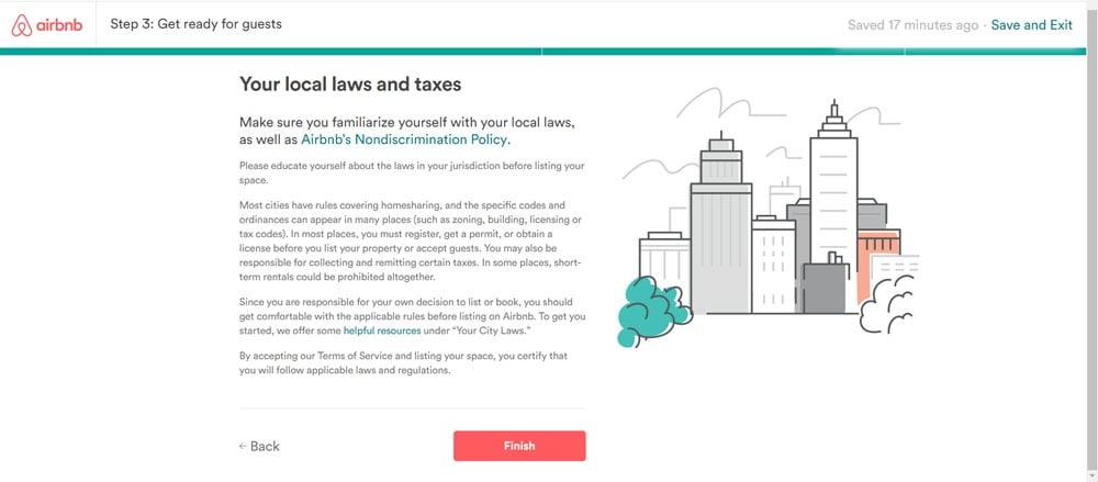 Đăng ký bán phòng trên Airbnb