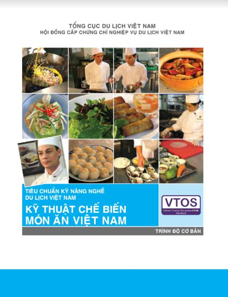 Ebook Kỹ thuật chế biến món ăn Việt Nam 1