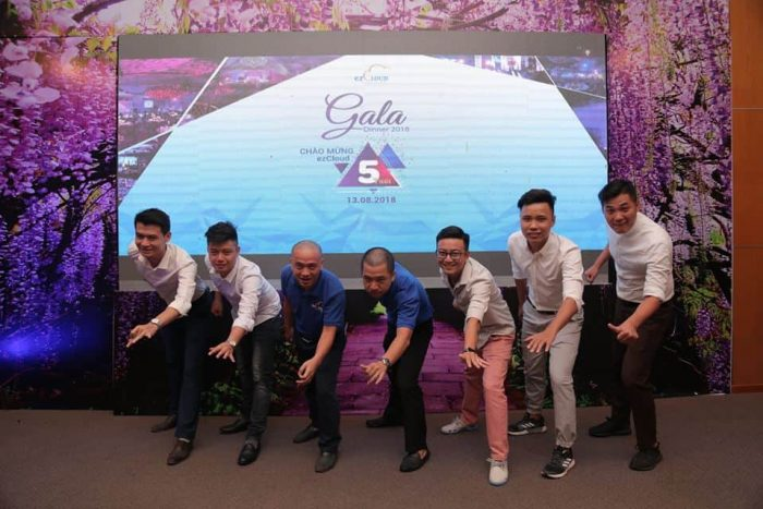 gala dinner 2018