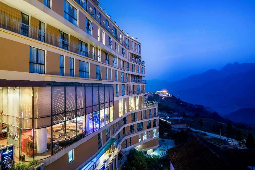 khách sạn Amazing Sapa
