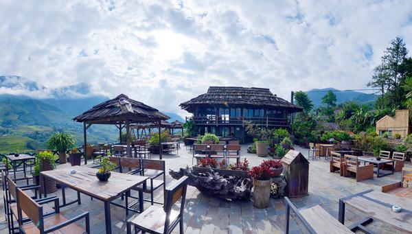 """6 quán cafe """"chạm tay vào mây"""" cực hot tại Sapa"""