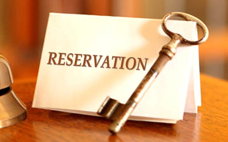 Reservation là gì?