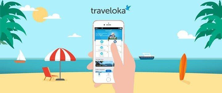 8 kênh OTA hàng đầu 2019 - Traveloka