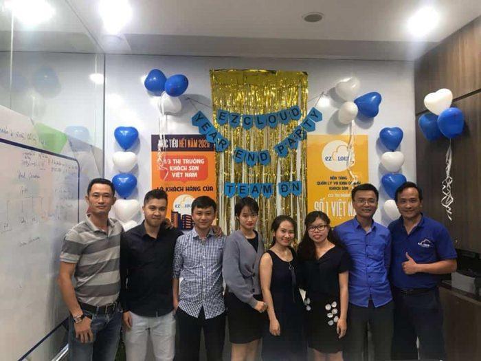 year end party 2018 Đà Nẵng