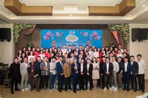 year party 2018
