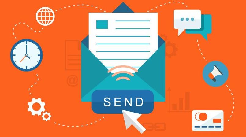 Thường xuyên gửi email cho khách hàng