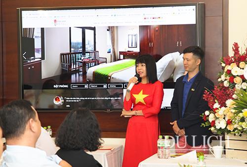 Giám đốc khách sạn Bình Anh