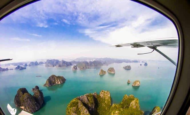 Thủy phi cơ là gì? Kinh nghiệm du lịch Hạ Long bằng Thủy phi cơ