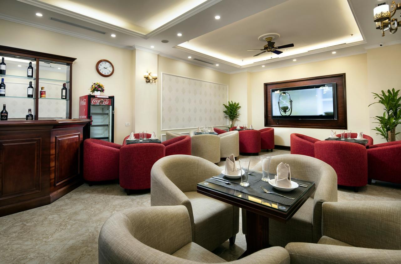 Quầy bar khách sạn Bình Anh