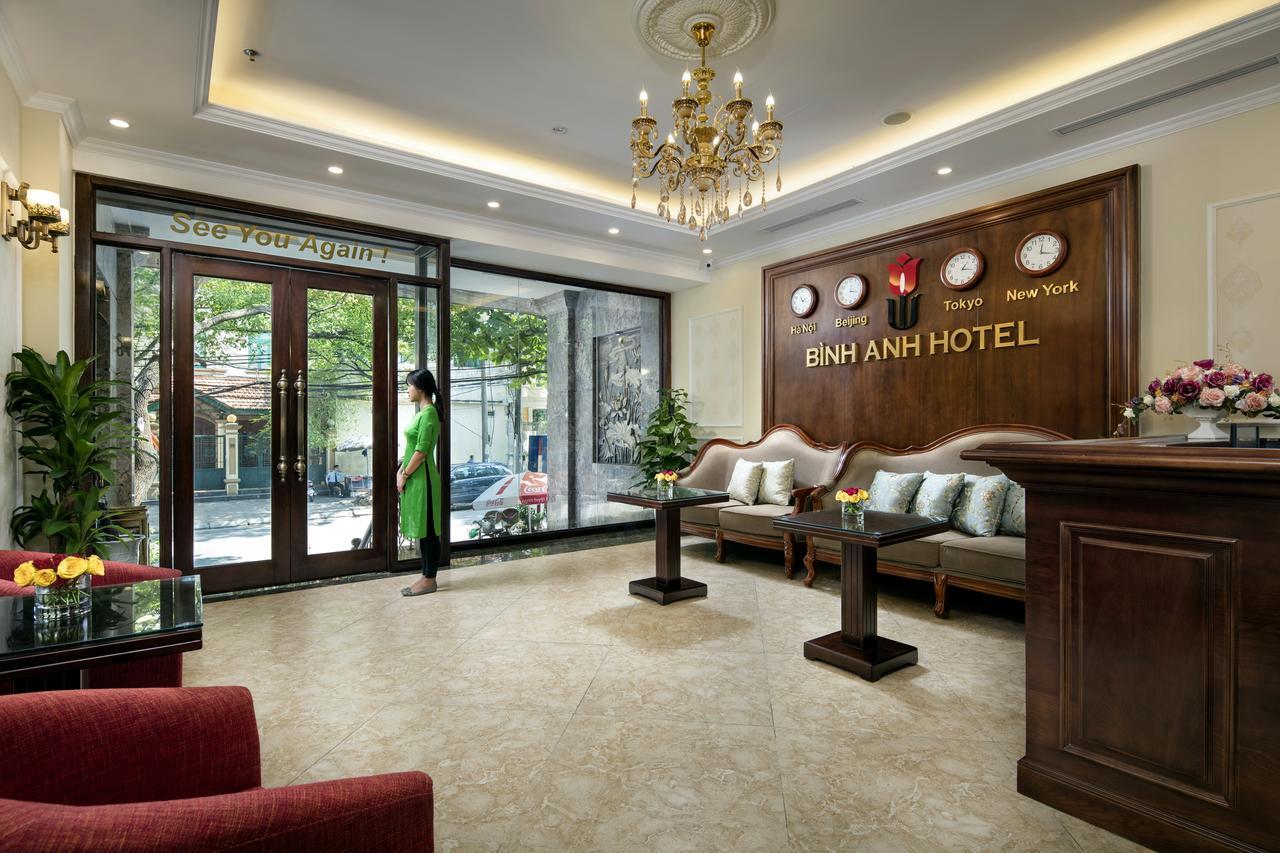 Khách sạn Bình Anh: Điểm đến mà các doanh nhân không thể bỏ qua