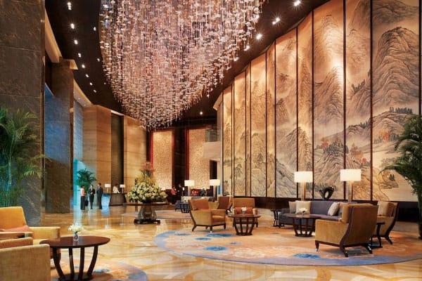 khách sạn thiết kế sang trọng đẳng cấp được nhiều khách hàng doanh nhân lựa chọn