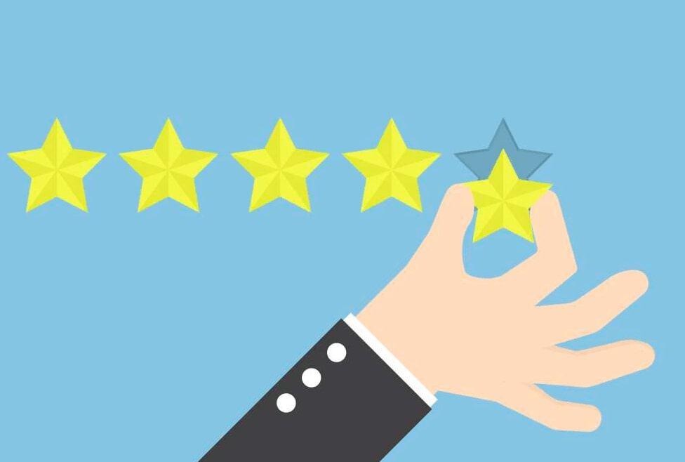 Yêu cầu khách hàng viết đánh giá về khách sạn