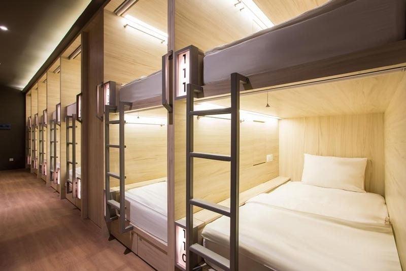 Phòng dorm là gì?