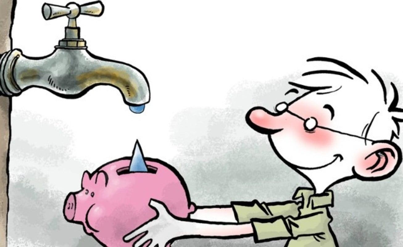 sử dụng tiết kiệm và bảo vệ nguồn nước giúp khách sạn thân thiện với môi trường