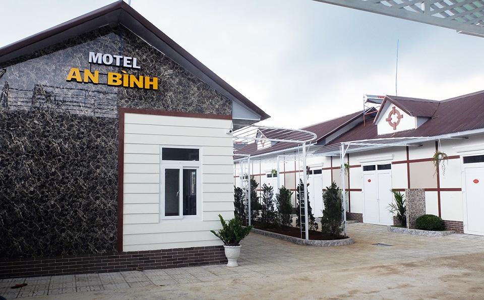 Thiết kế motel độc lạ