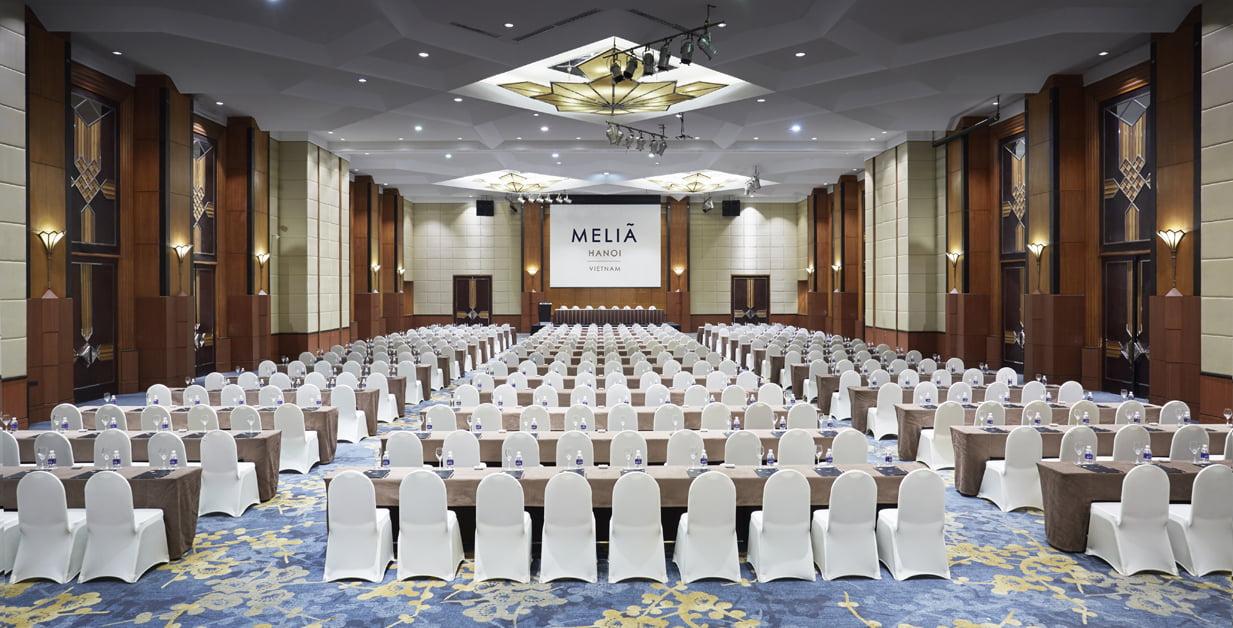 tổ chức sự kiện giúp khách sạn tối đa hoá doanh thu