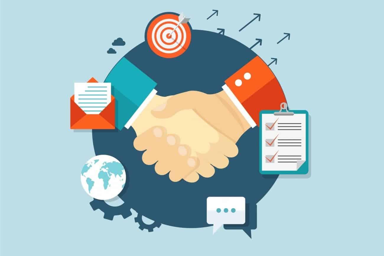 Tạo dựng mối quan hệ với khách hàng