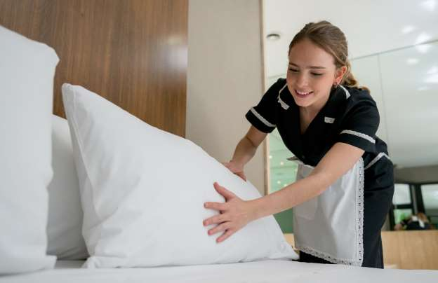 """6 """"tuyệt chiêu"""" giúp Housekeeping ghi điểm với khách hàng"""