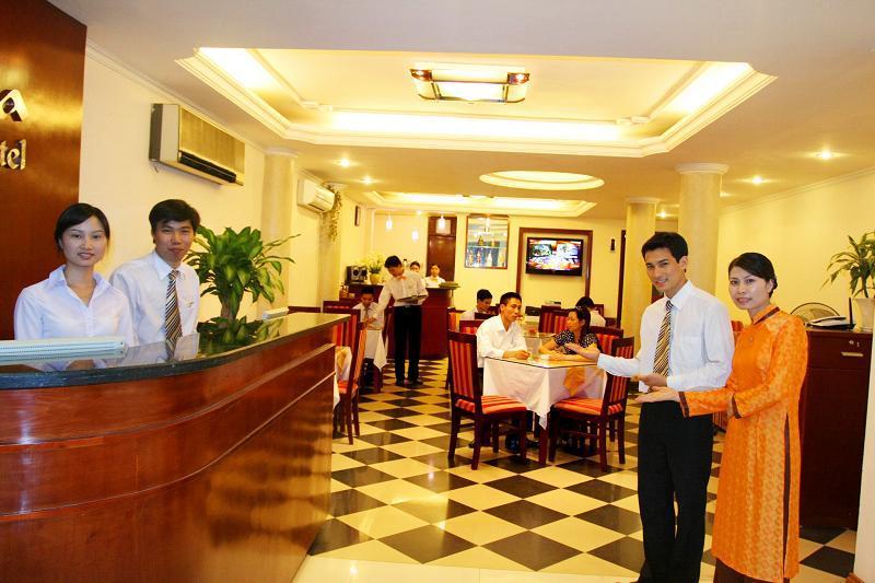 Các tình huống giao tiếp tiếng Anh trong khách sạn