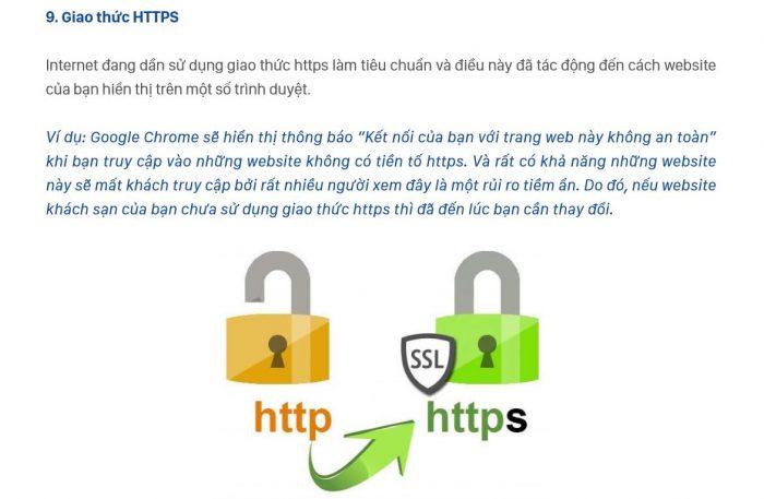 Hướng dẫn toàn tập: Tối ưu hóa website khách sạn 4