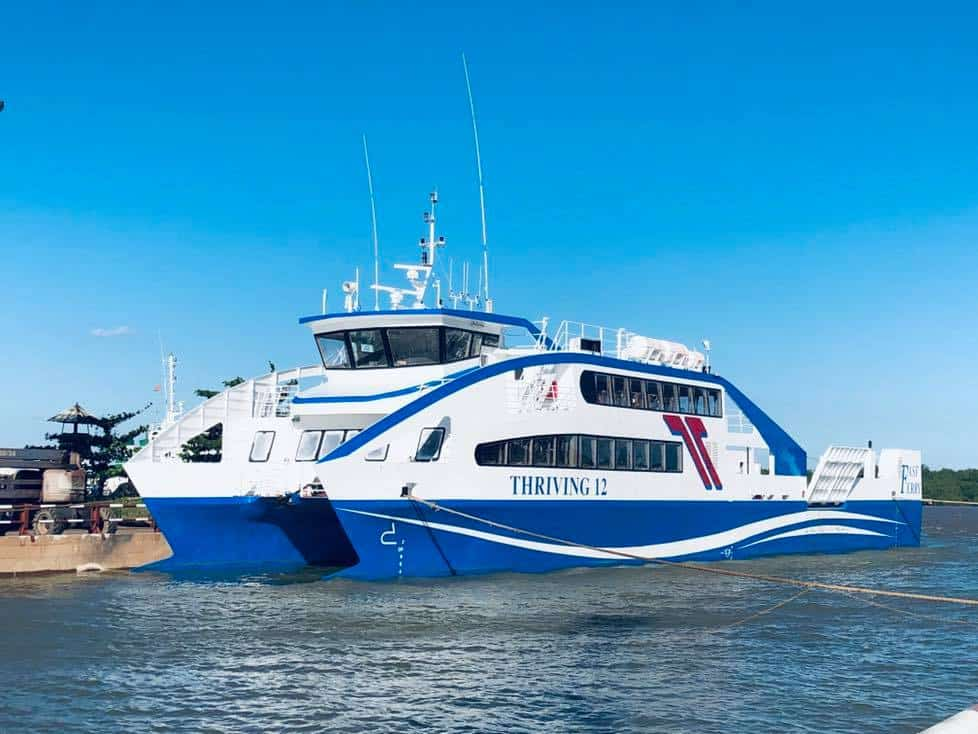 Tàu Hà Tiên - Phú Quốc