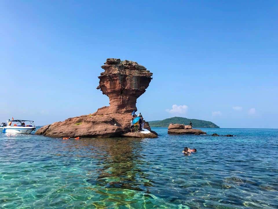 Đảo ngọc Phú Quốc đẹp như thiên đường
