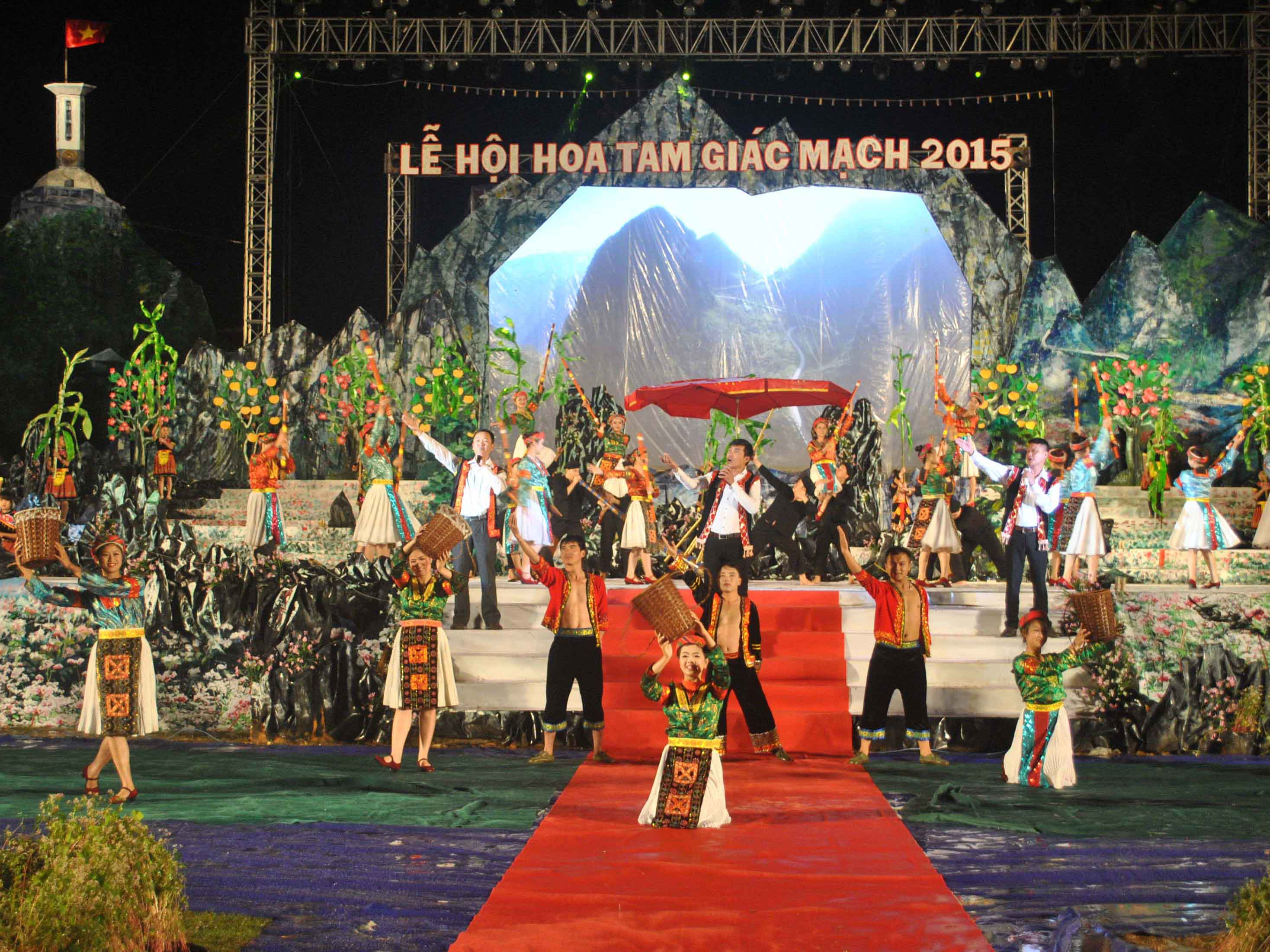 Lễ hội tam giác mạch Hà Giang lần I - 2015