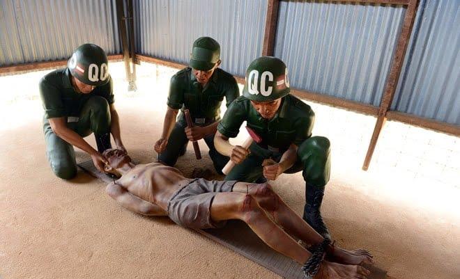 Tra tấn dã man ở Nhà tù Phú Quốc