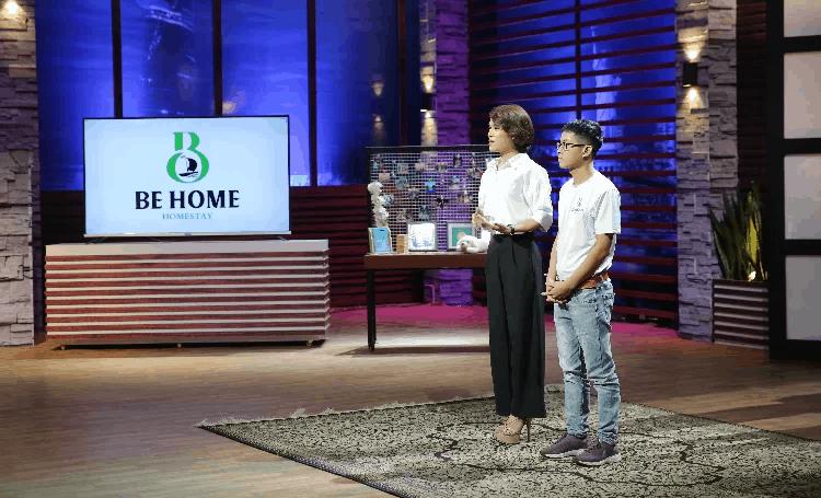 Be Home nhận được đầu tư của Shark Liên