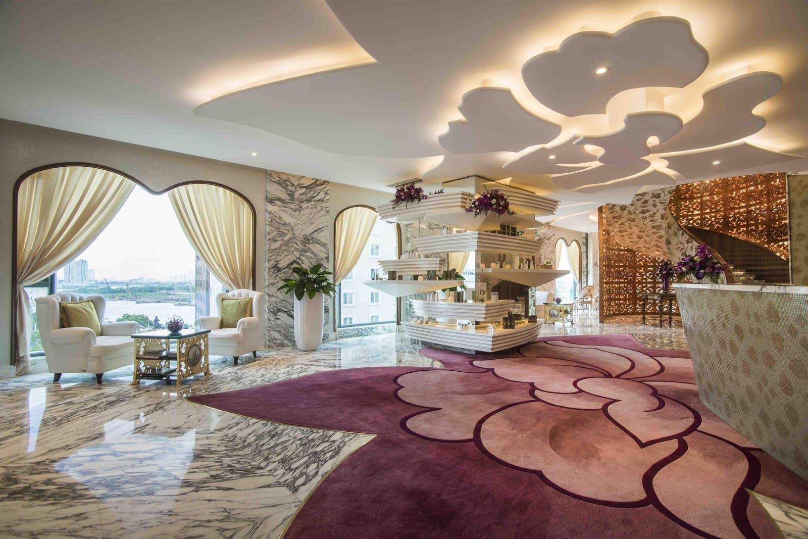 Chi phí đầu tư nội thất cho khách sạn