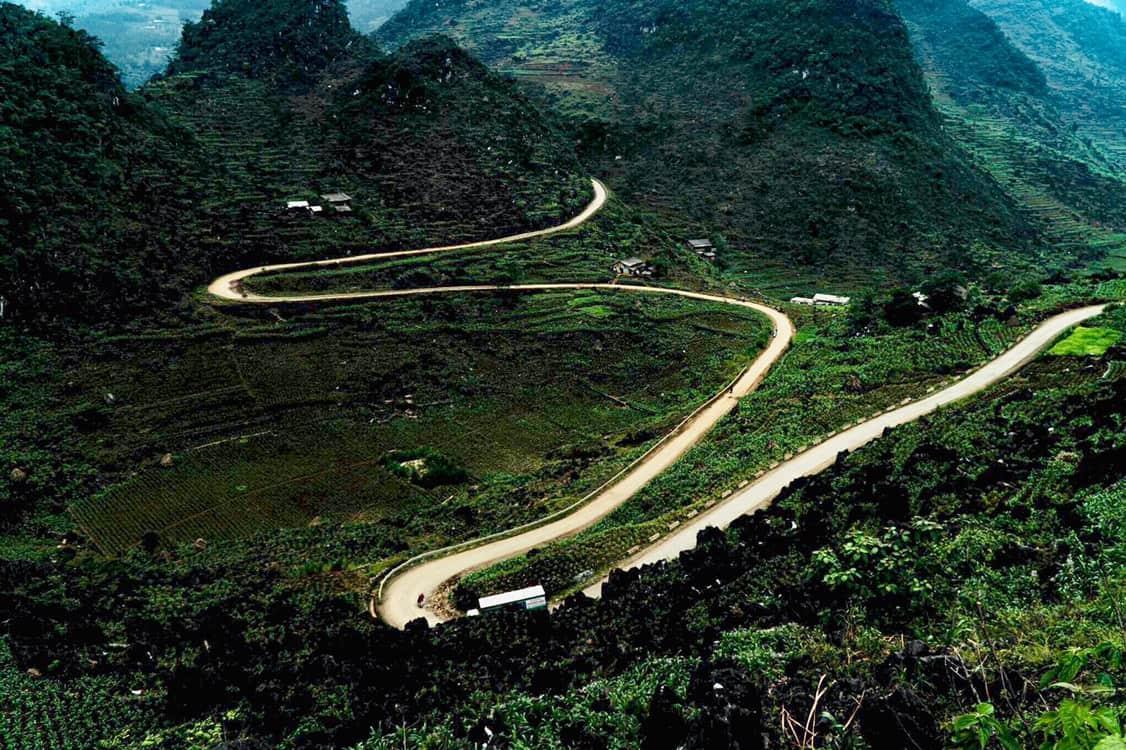 Con đường chữ M trên dốc Bắc Sum