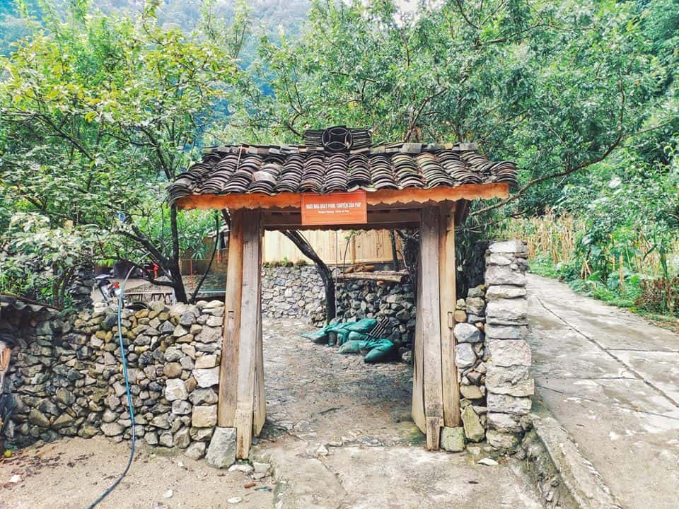 Ngôi nhà của Pao ở thung lũng Sủng Là - Hà Giang