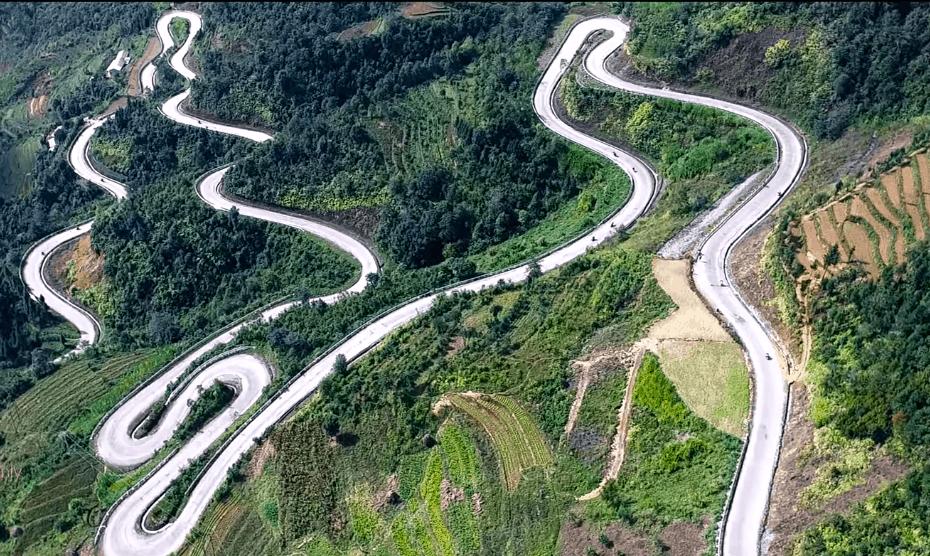 Dốc Bắc Sum tại Hà Giang