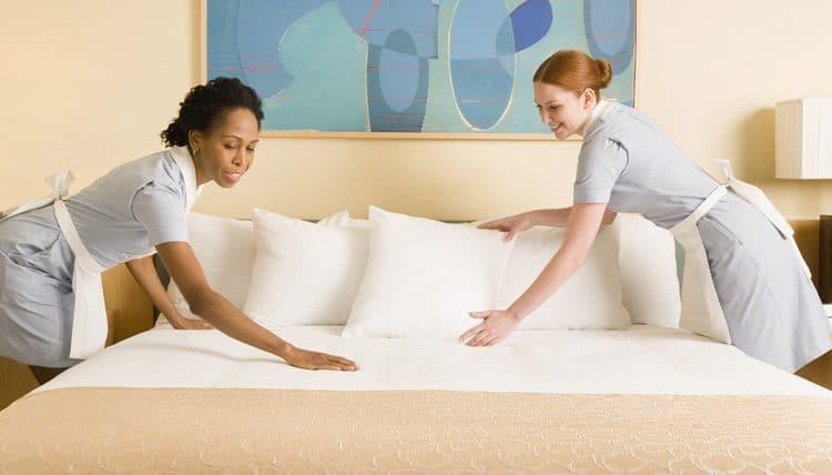 Quy trình đổi phòng cho khách housekeeping phải nắm rõ