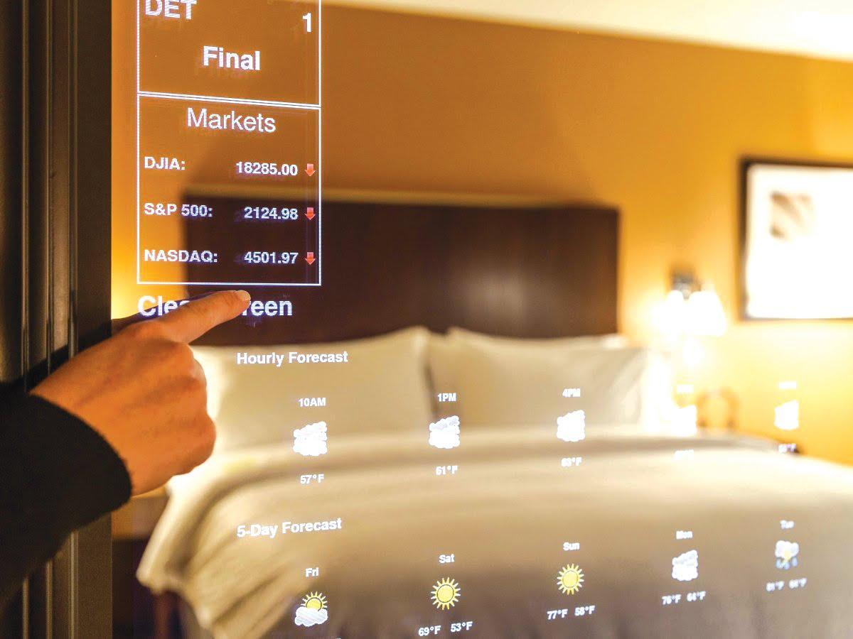 Chuyển đổi số trong lĩnh vực khách sạn