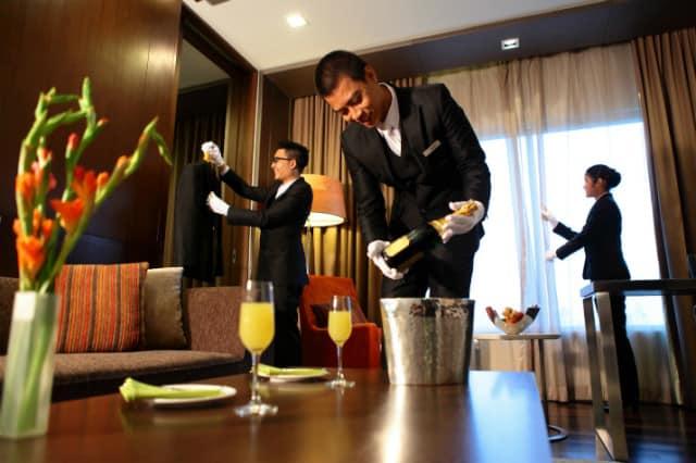Nghệ thuật phục vụ khách VIP trong khách sạn