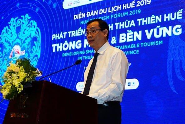 Diễn đàn du lịch Huế 2019: Phát triển du lịch thông minh và bền vững