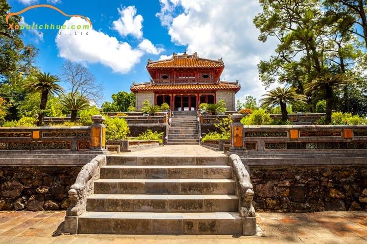 địa điểm du lịch Huế
