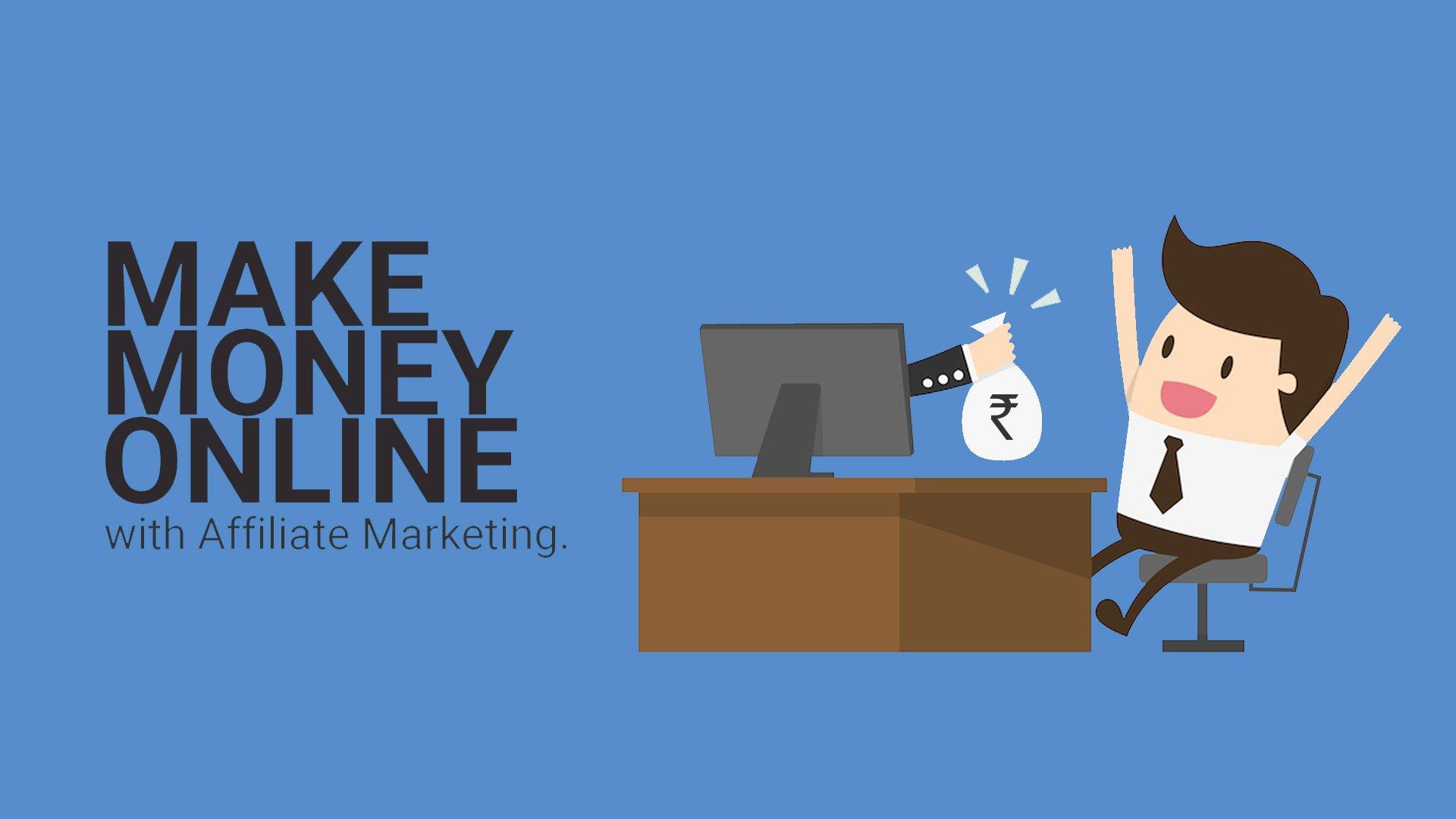Kiếm tiền online tại nhà với affiliate marketing đang là xu hướng mới?