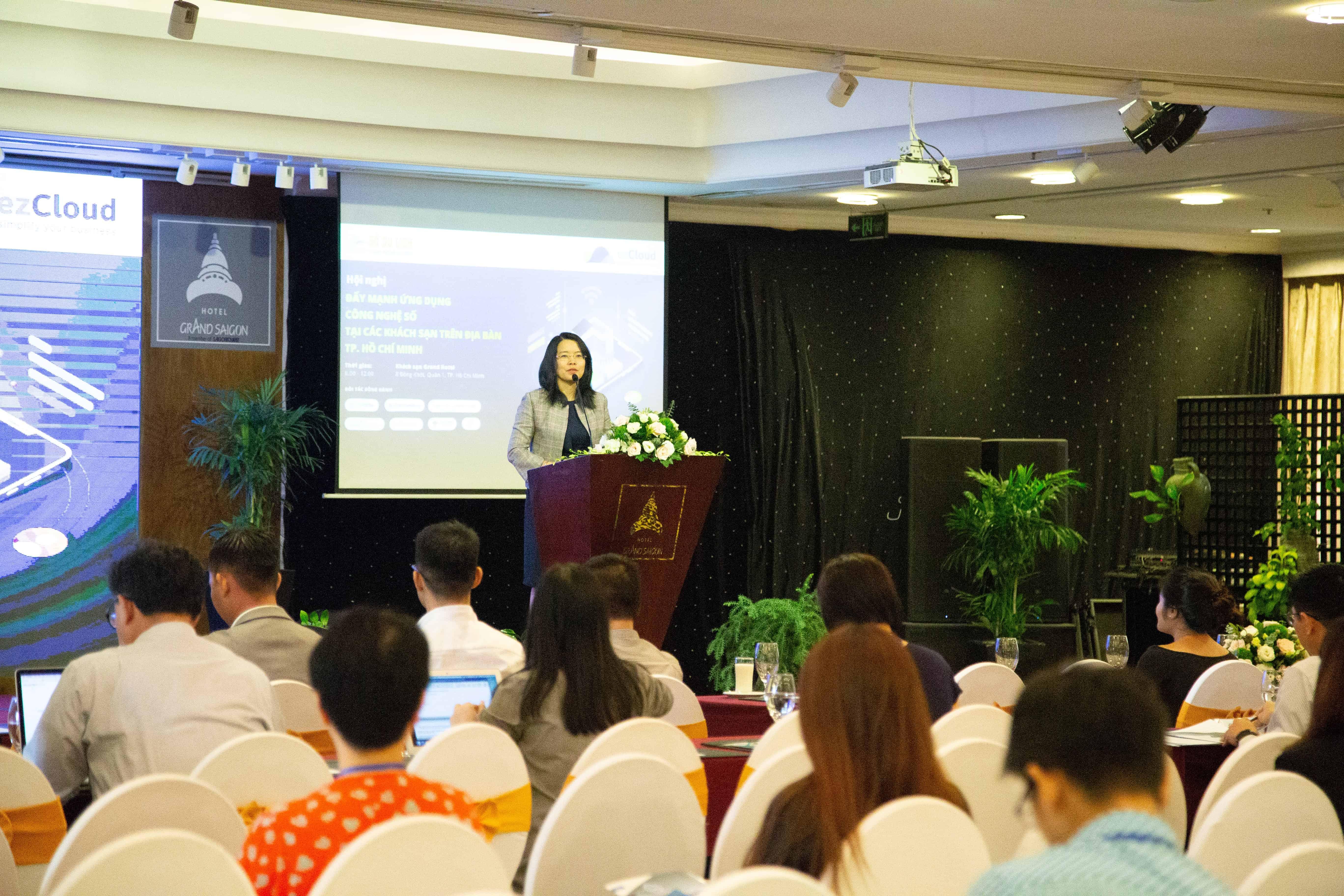Đẩy mạnh ứng dụng công nghệ số trong quản lý khách sạn tại TP Hồ Chí Minh