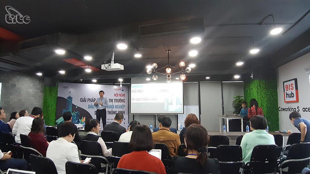 SONGHAN Incubator tổ chức hội thảo bàn về kết nối thị trường đầu tư cho khởi nghiệp du lịch thông minh
