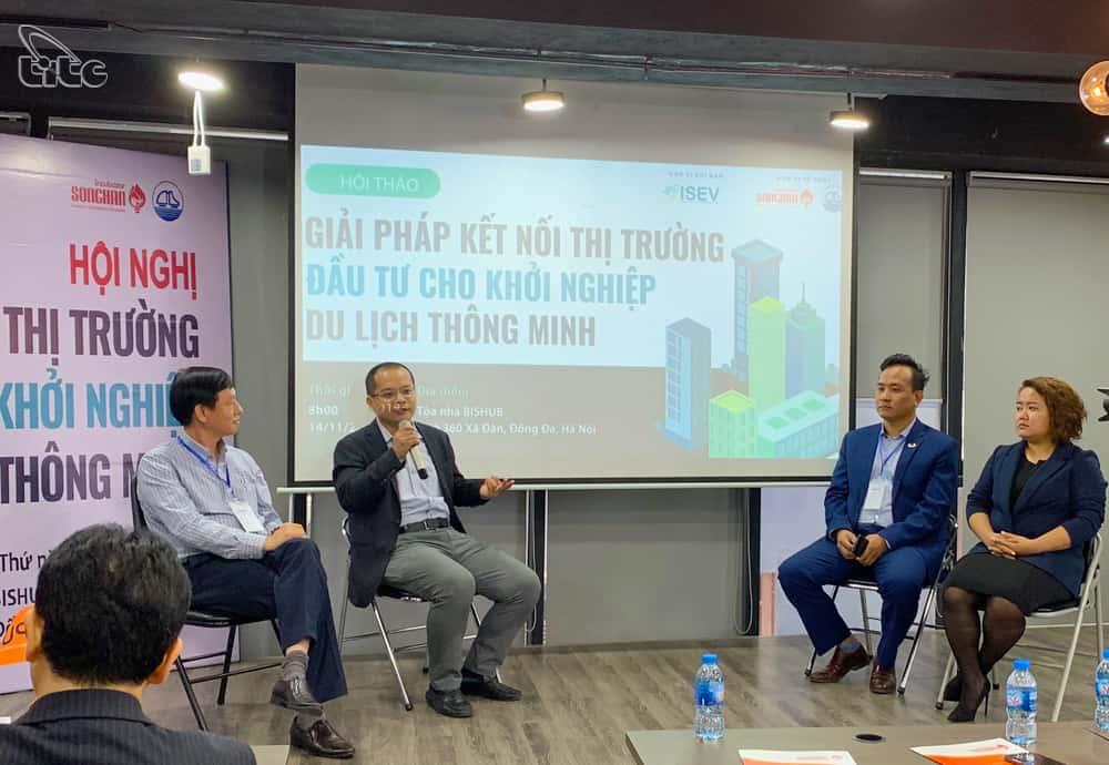 Giải pháp kết nối thị trường đầu tư cho khởi nghiệp du lịch thông minh