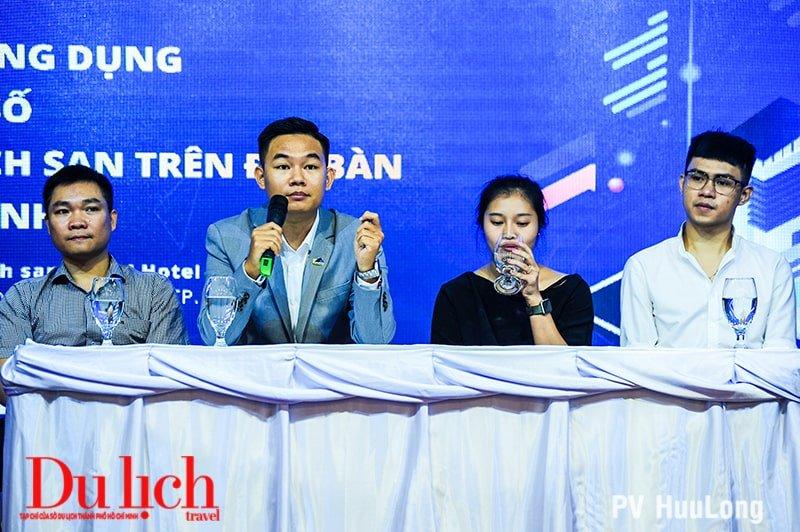 Hội nghị Đẩy mạnh ứng dụng công nghệ số tại các khách sạn trên địa bàn TPHCM