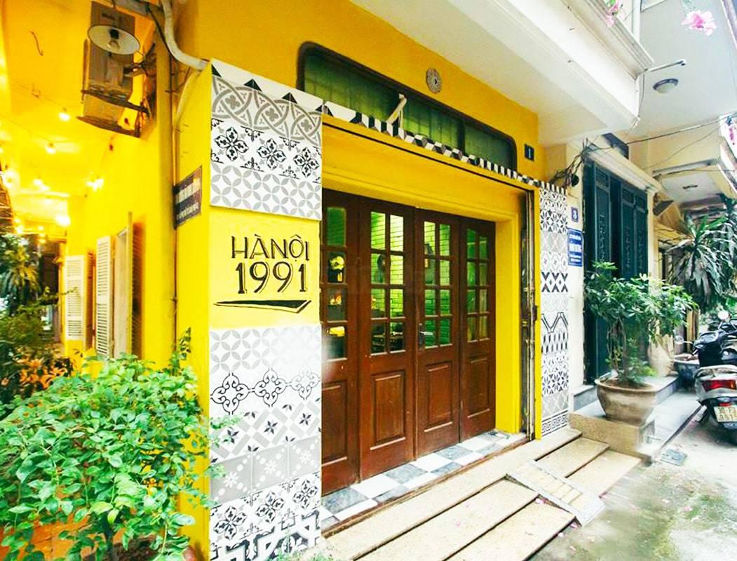 Kinh doanh homestay ở Hà Nội: 3 mô hình hút khách bậc nhất 2019