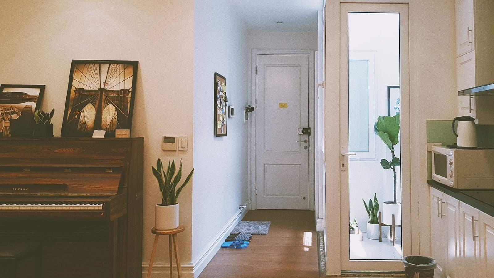 Homestay căn hộ