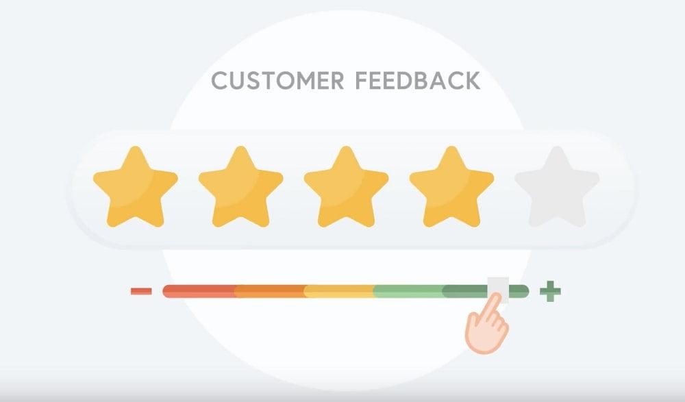 Khách sạn cần khuyến khích khách hàng để lại feedback