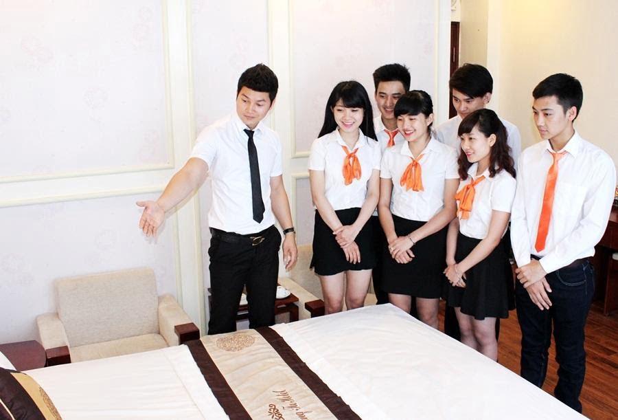 Quy trình tuyển dụng nhân sự trong khách sạn 4