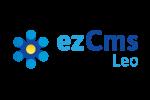 logo con ezCloud_Cms Leo